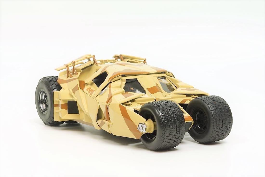 Hot Wheels Batman Batmobile Tumbler camouflage deco