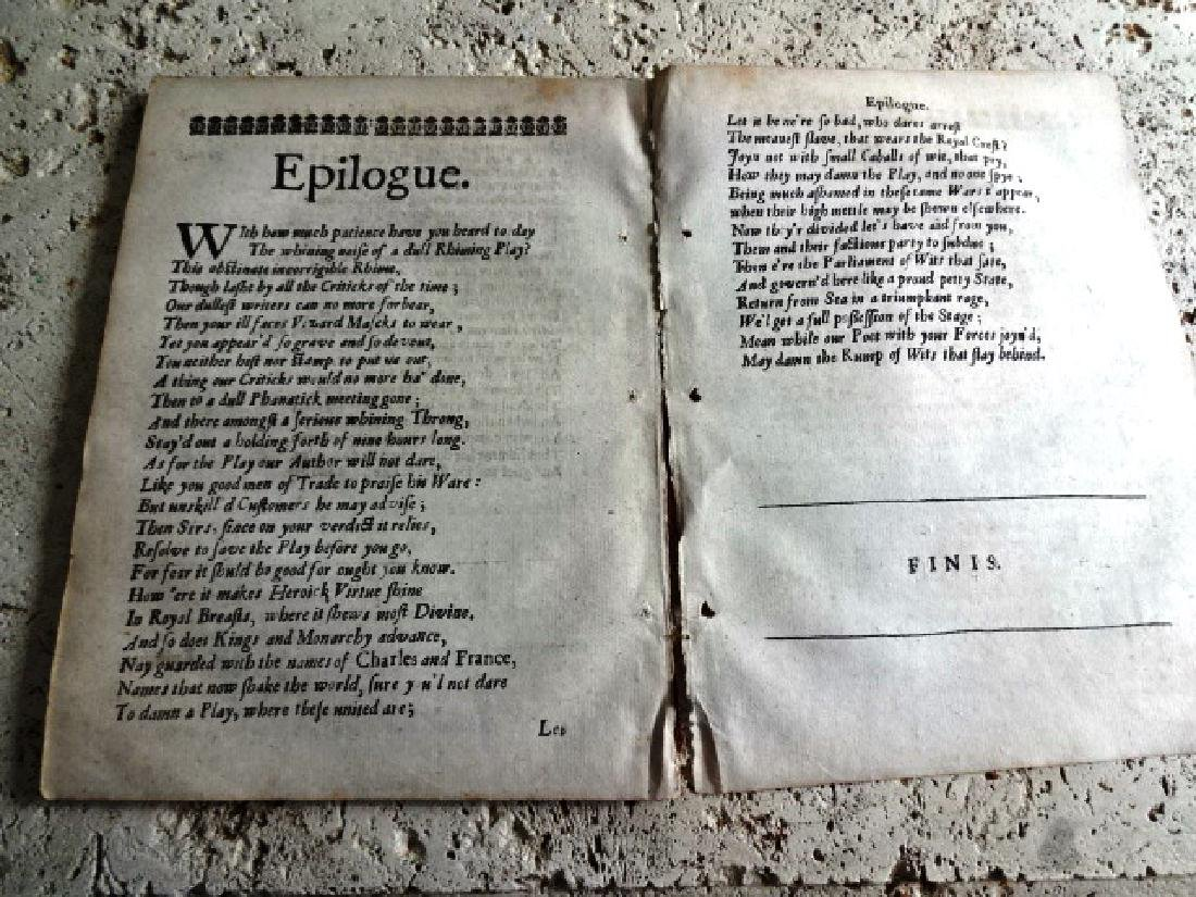 1672 Play History of Charles the Eighth of France - 3