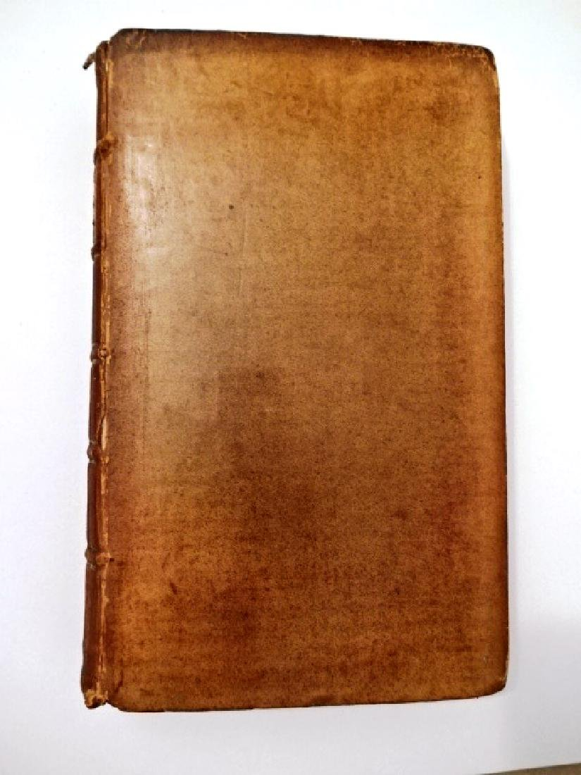 18th C Leather Bound English Plays - 4