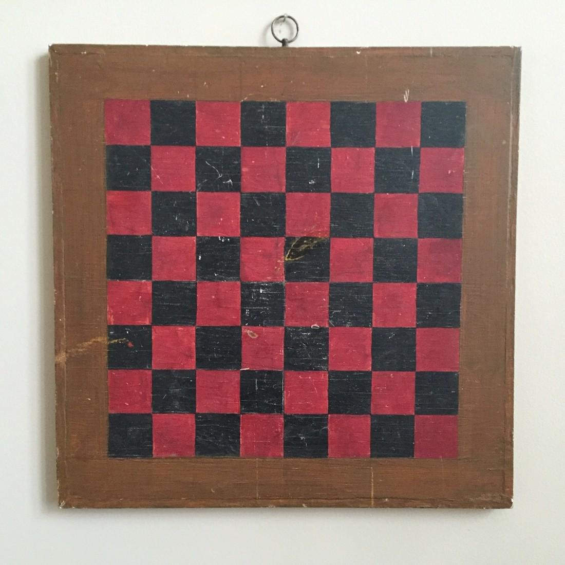 Colorful, Double-Sided Game Board - 4