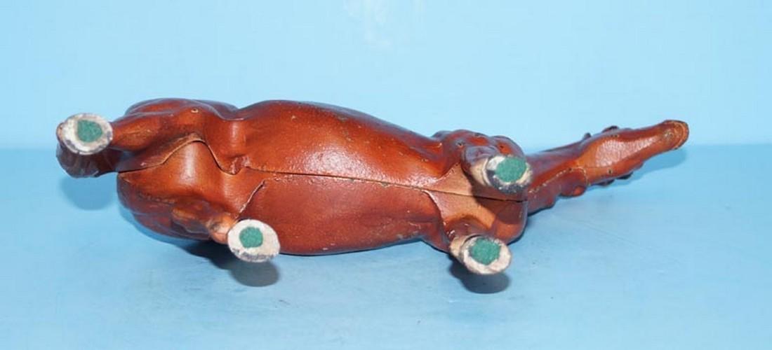 Antique Horse Cast Iron Hubley Doorstop - 6