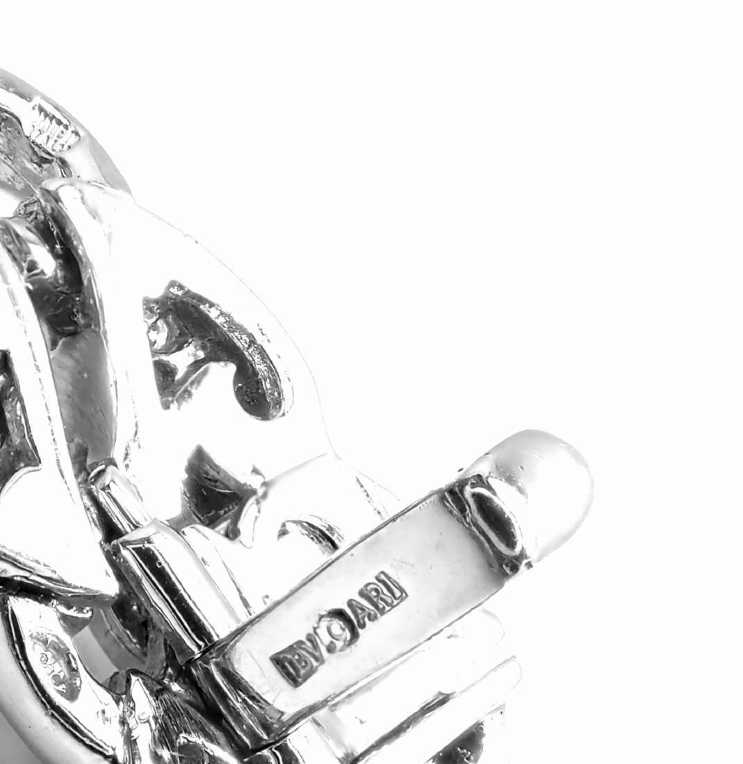 Bulgari Nuvole Platinum 12 Carat Diamond Platinum - 4