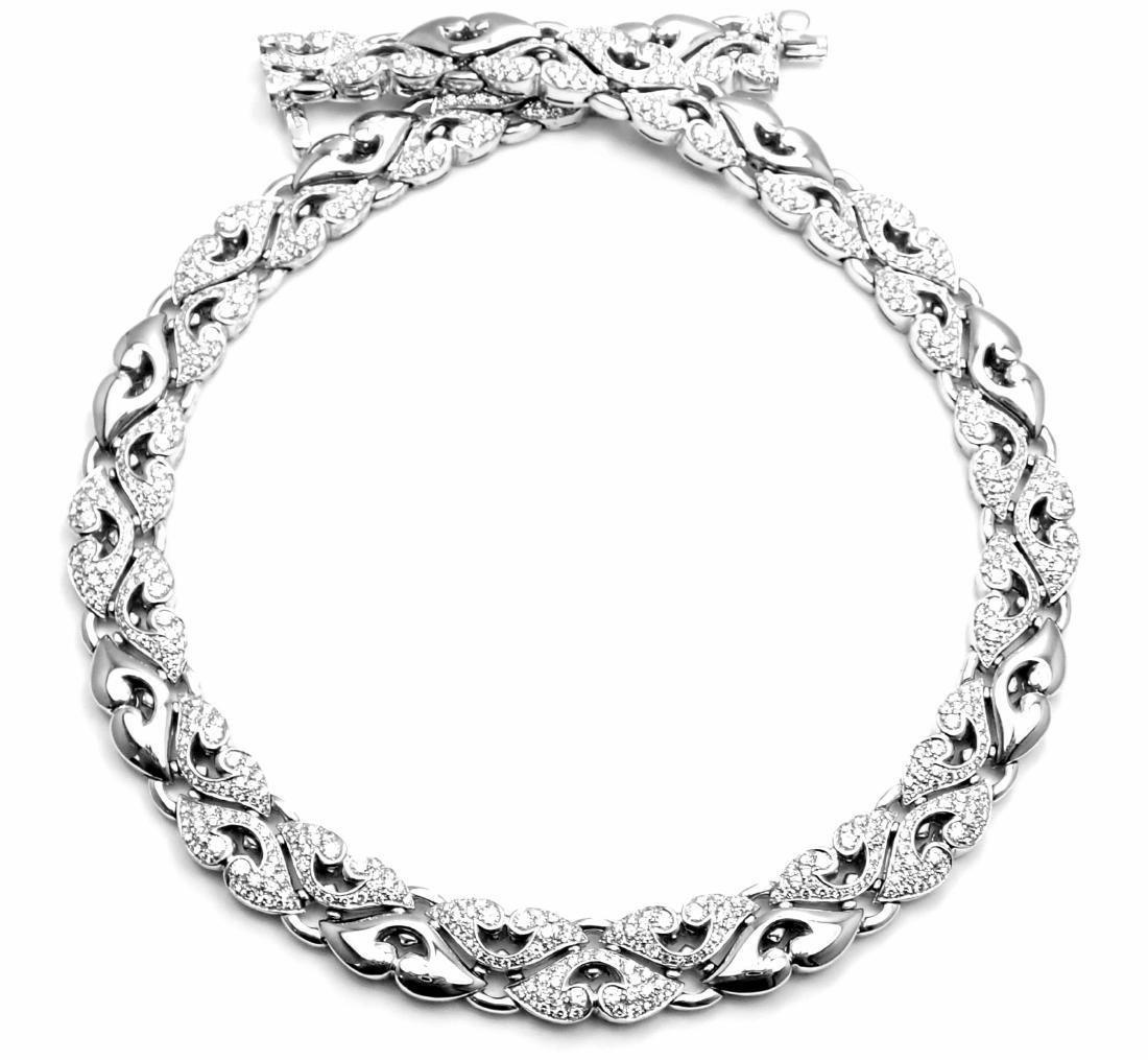 Bulgari Nuvole Platinum 12 Carat Diamond Platinum - 5