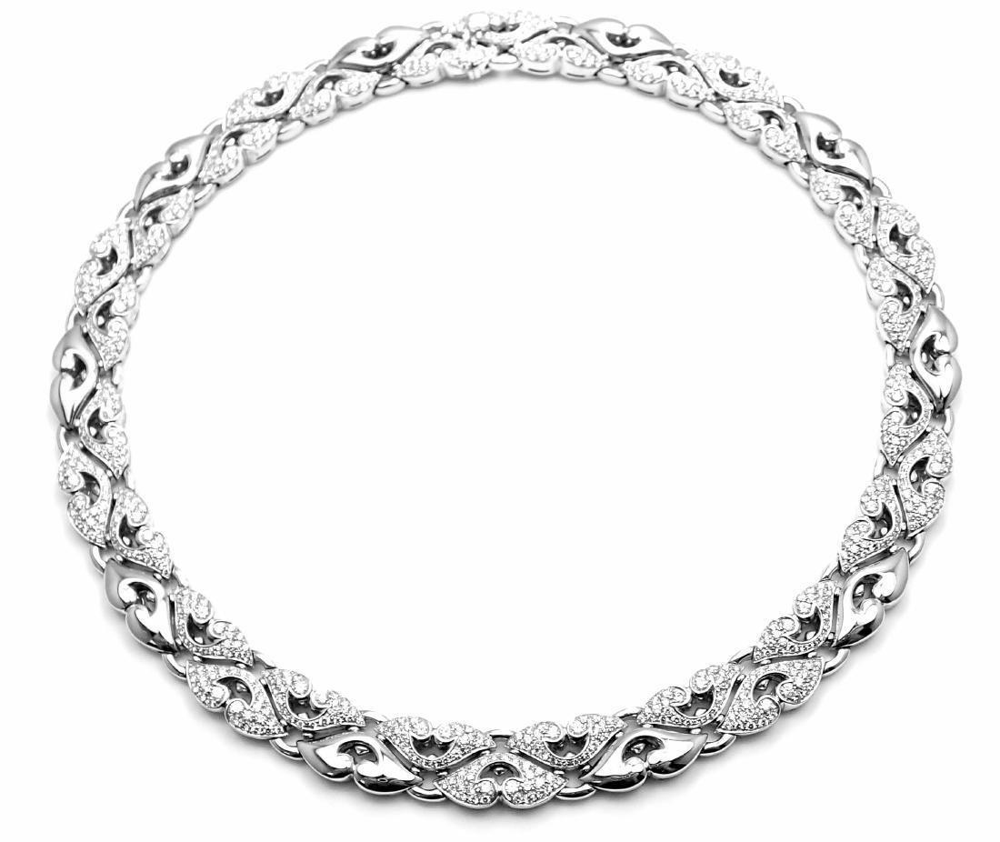 Bulgari Nuvole Platinum 12 Carat Diamond Platinum - 8