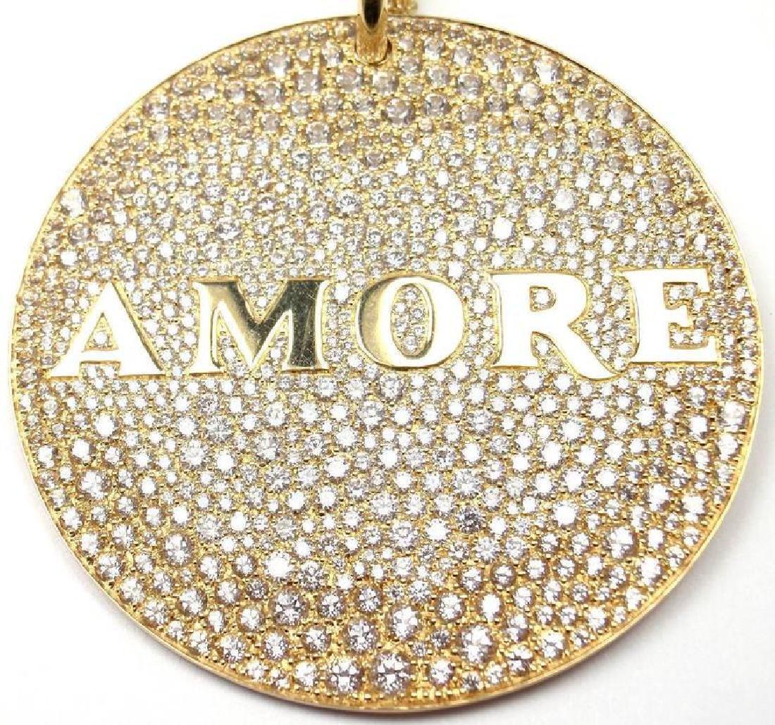 Pasquale Bruni Profondo Amore Diamond Yellow Gold - 7