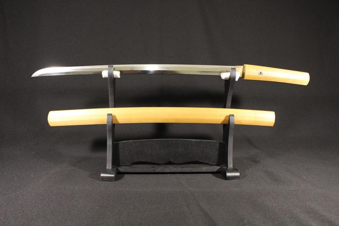 Antique Japanese Sword - A Kaneuji Wakizashi