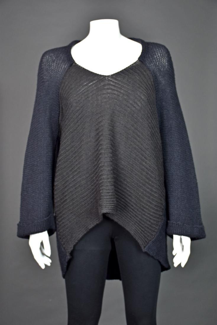 ETRO MILANO Comfy Wool Silk Yak Blend Sweater