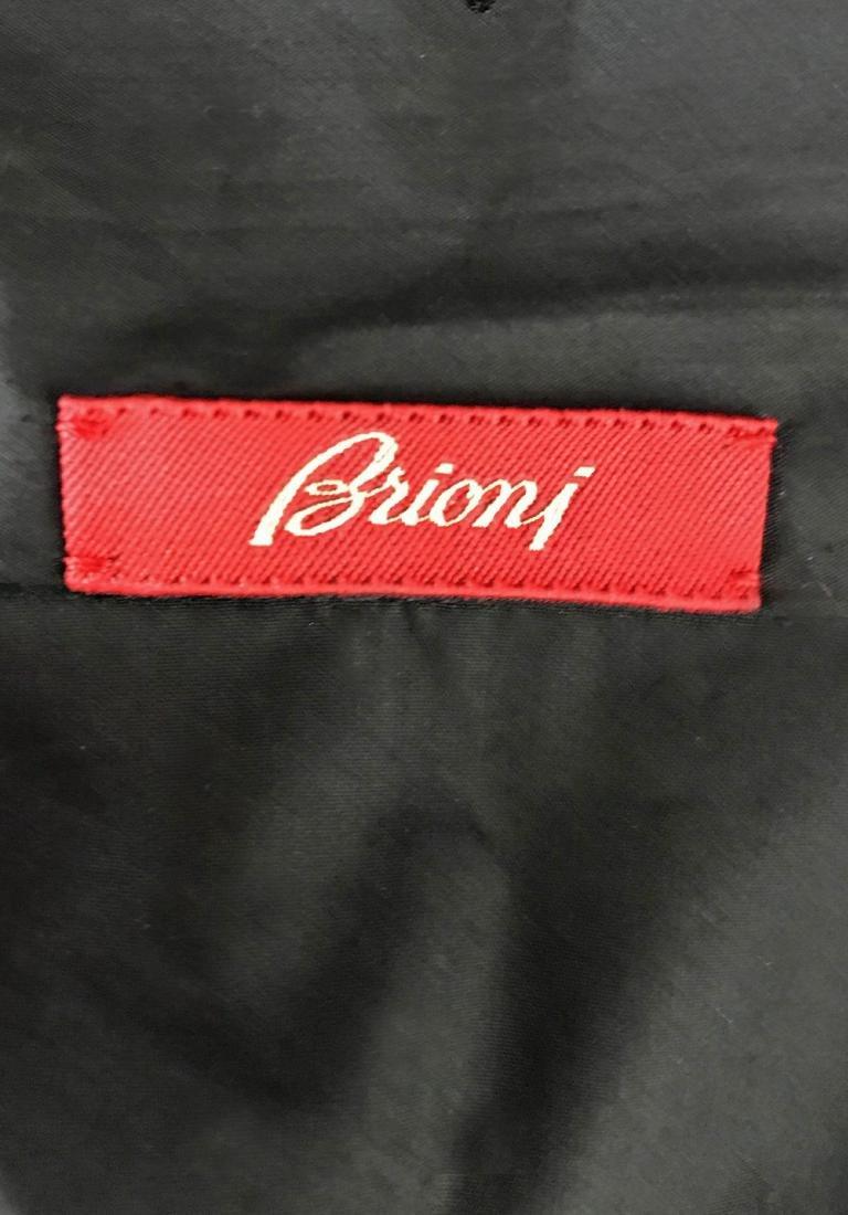 BRIONI Black Artist's Smock Style Blouse RETAIL $1116 - 6
