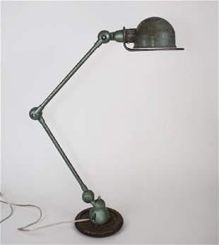 FRENCH INDUSTRIAL MODERNIST TASK LAMP DOMECQ ORIGINAL