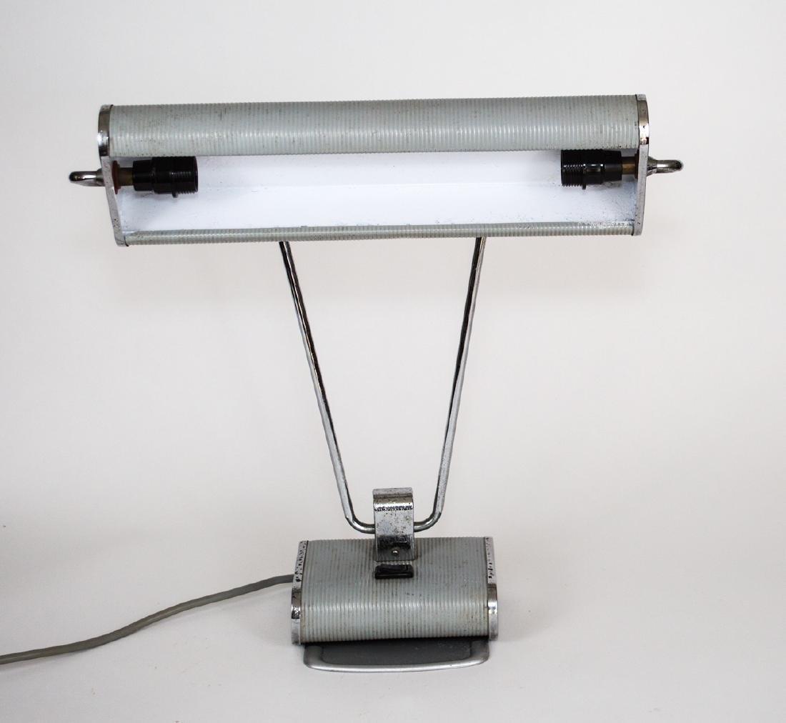 FRENCH MODERNIST JUMO DESK LAMP EILEEN GRAY - 2
