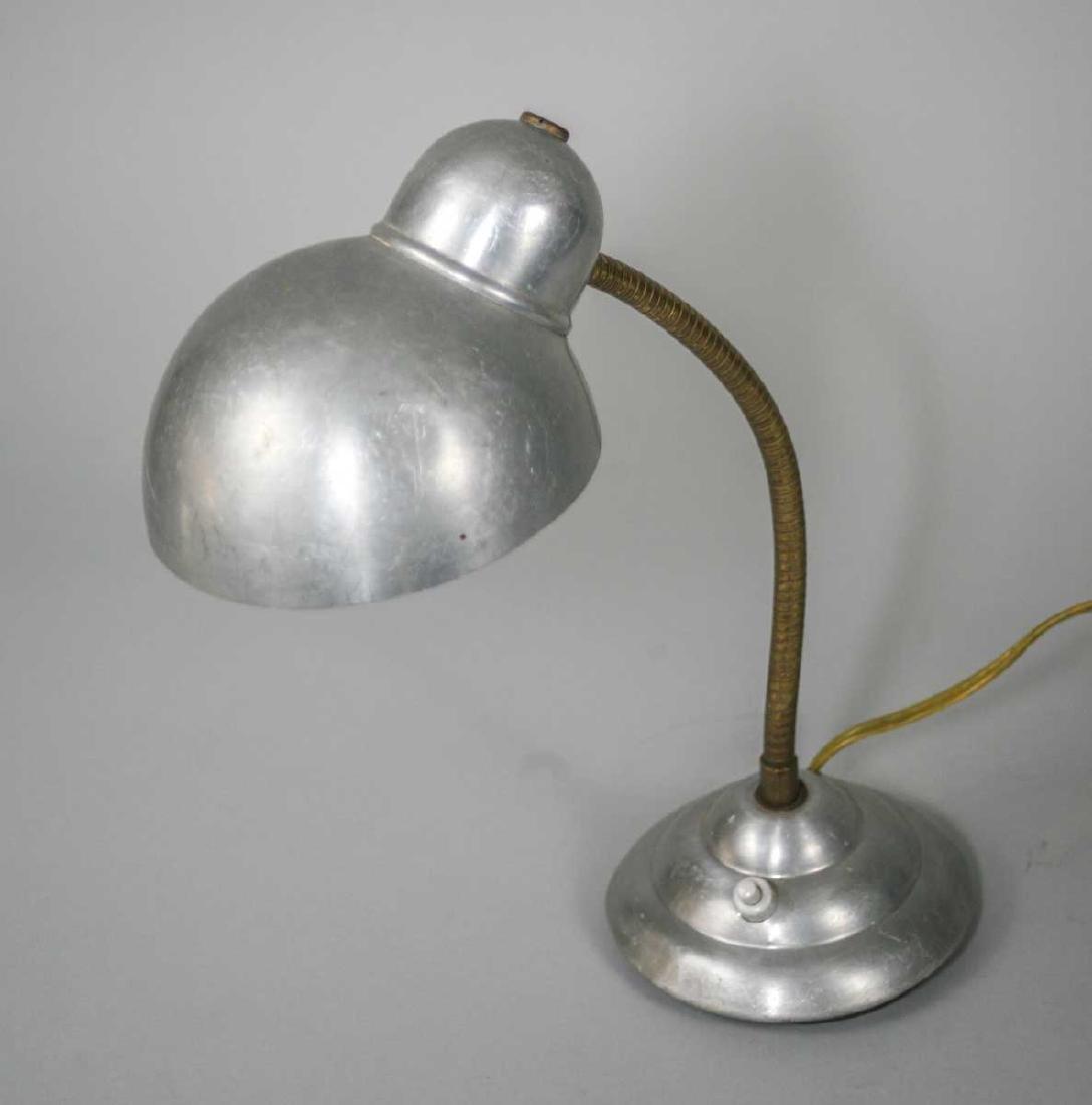 PETITE DESK LAMP FRENCH MODERNIST GUARICHE - 2