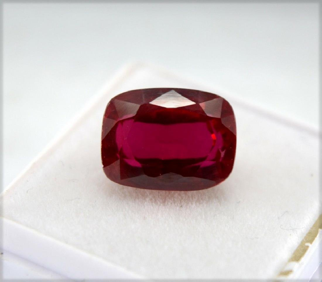 9 Ct certified ruby