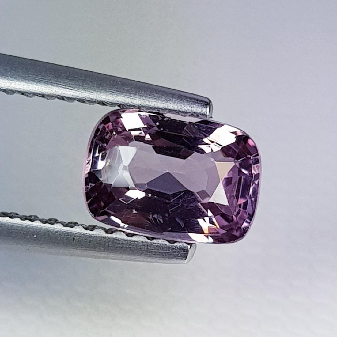 Natural Spinel Cushion Cut - 1.10 ct - 2