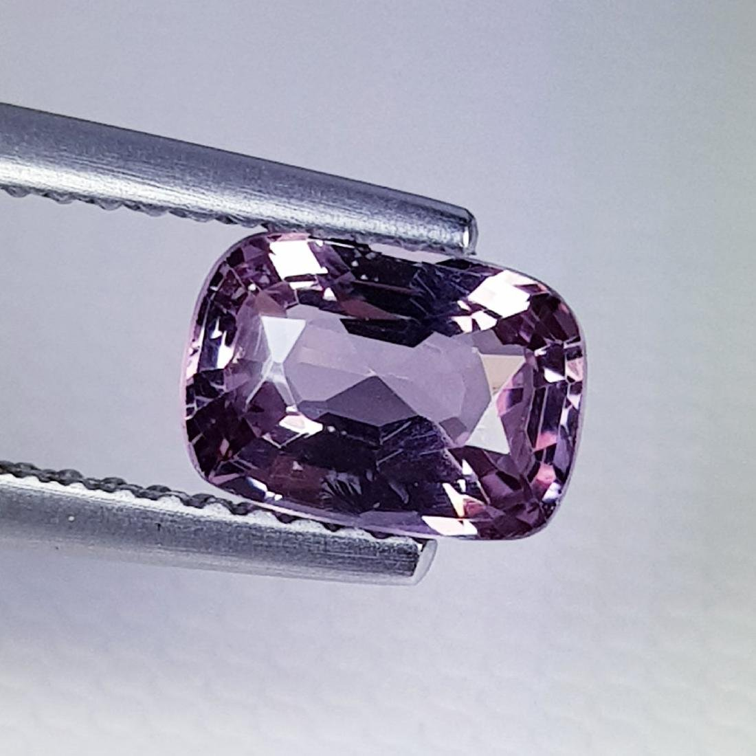 Natural Spinel Cushion Cut - 1.10 ct - 3