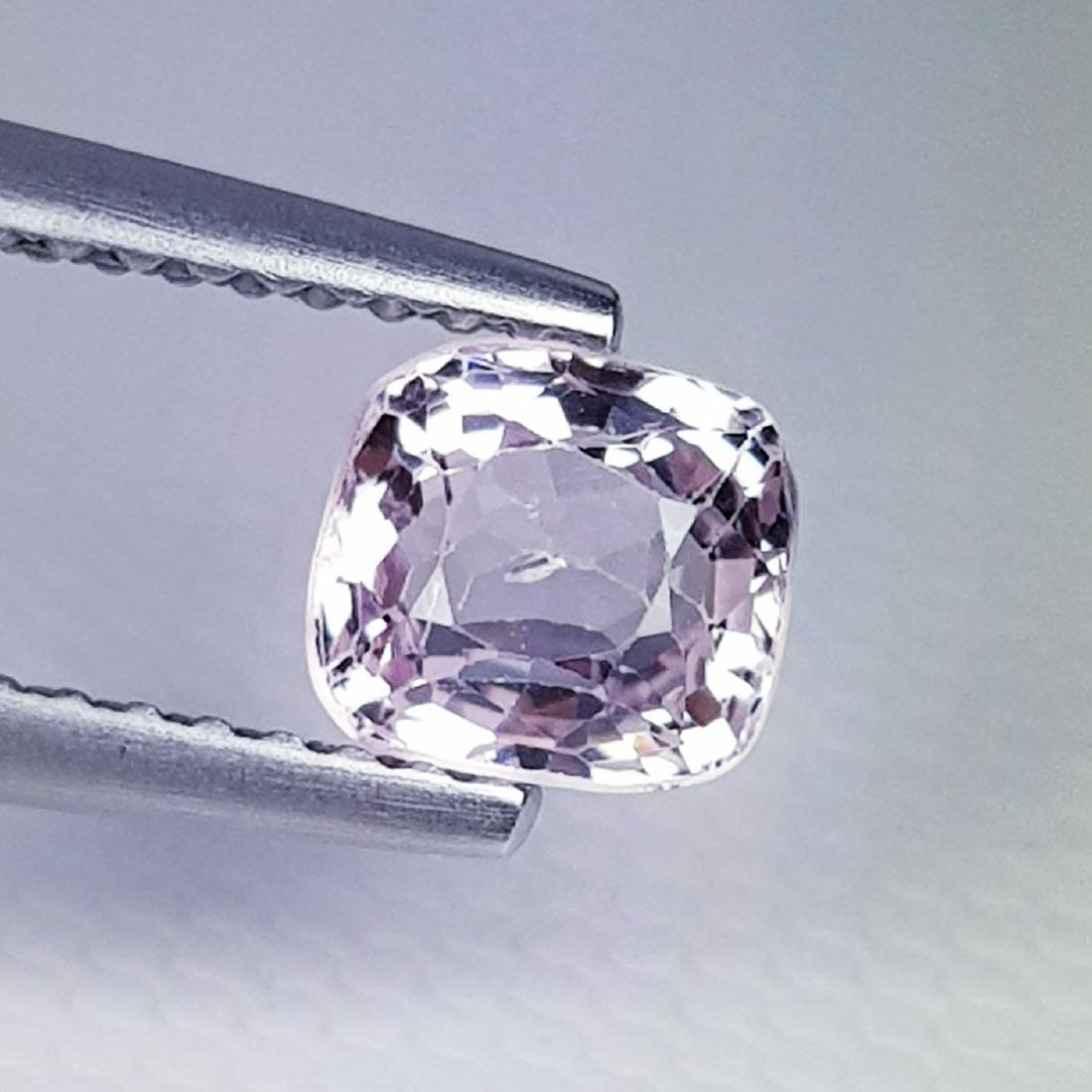 Natural Spinel Cushion Cut - 0.95 ct - 3