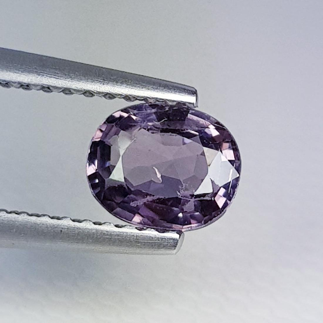 Natural Spinel Oval Cut - 0.75 ct