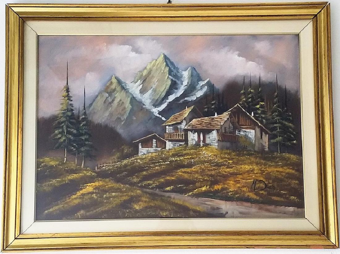 M. Dian - Landscape
