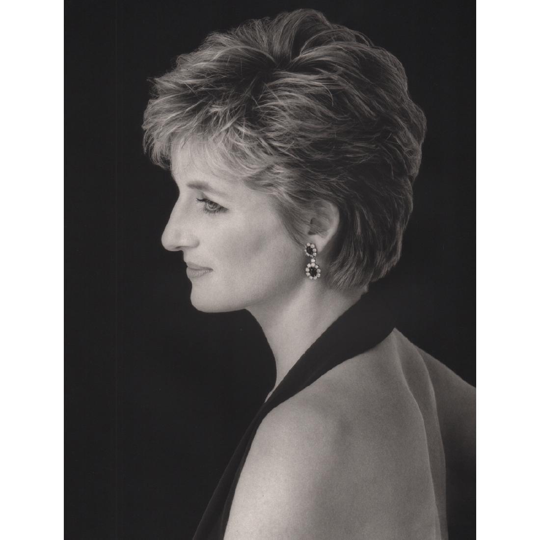 PATRICK DEMARCHELIER - Princess Diana. London 1993