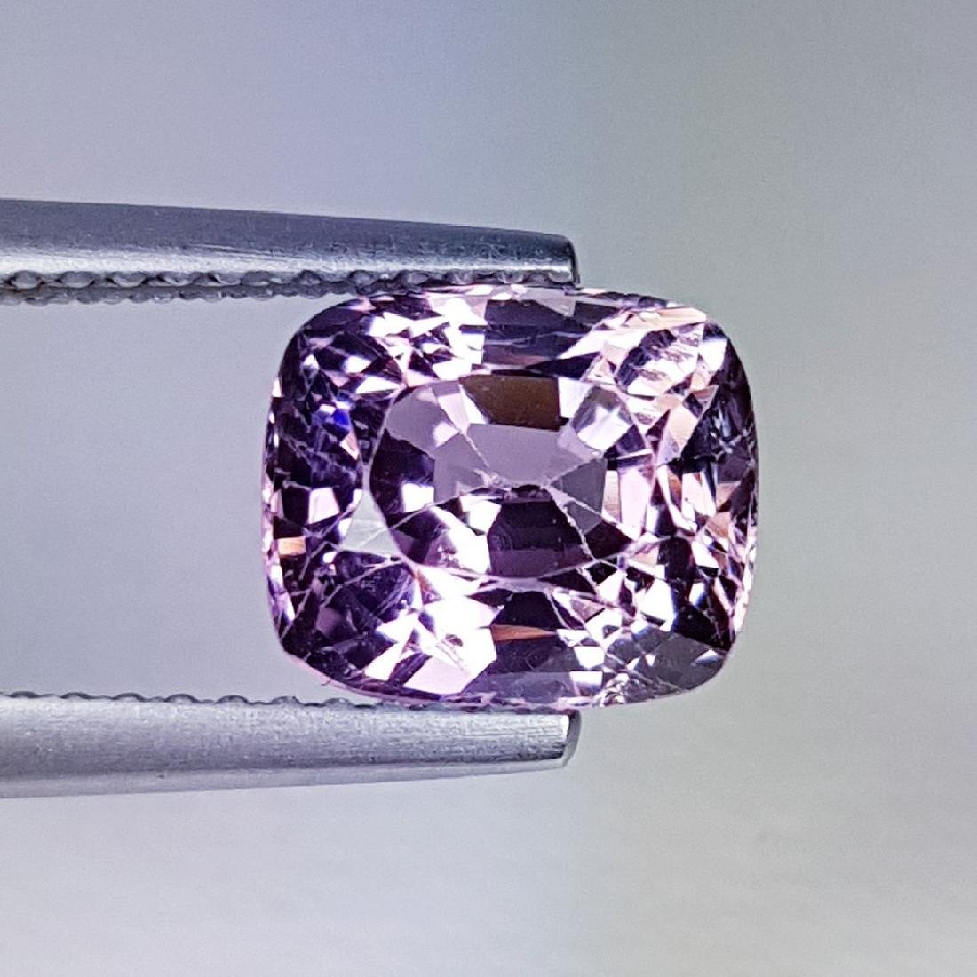 2.75 ct Exclusive Gem Cushion Cut Natural Spinel