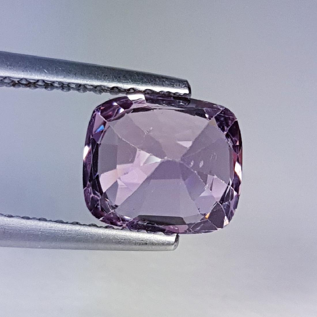 2.75 ct Exclusive Gem Cushion Cut Natural Spinel - 5