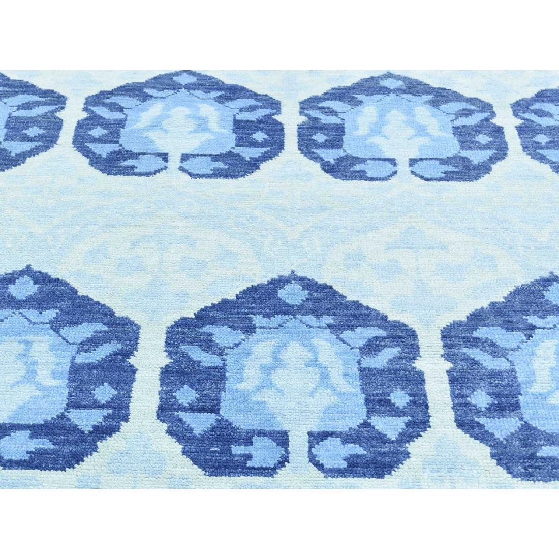 Hand Spun Wool Modern Arts And Crafts Oriental - 10