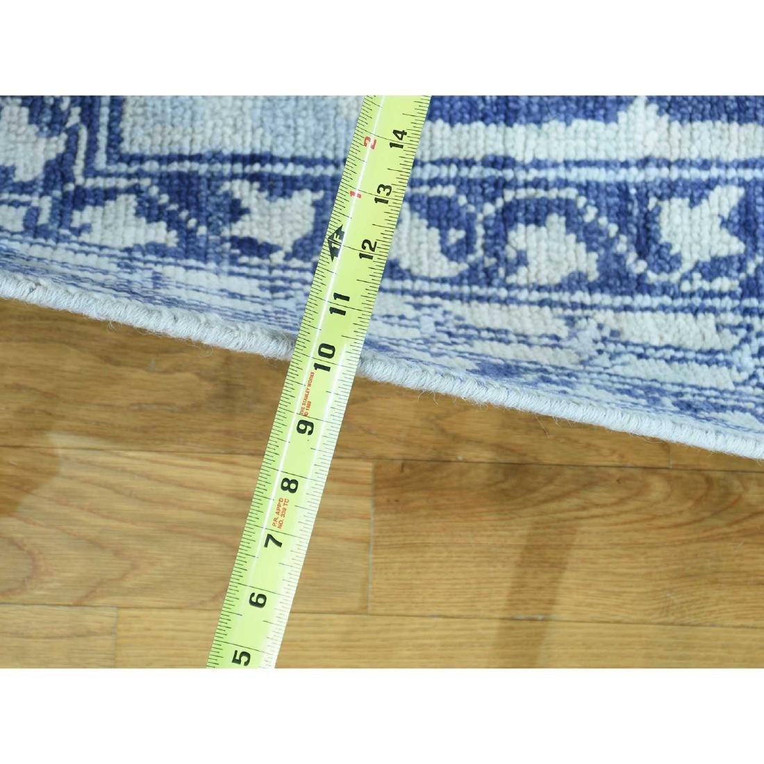 Hand Spun Wool Modern Arts And Crafts Oriental - 3