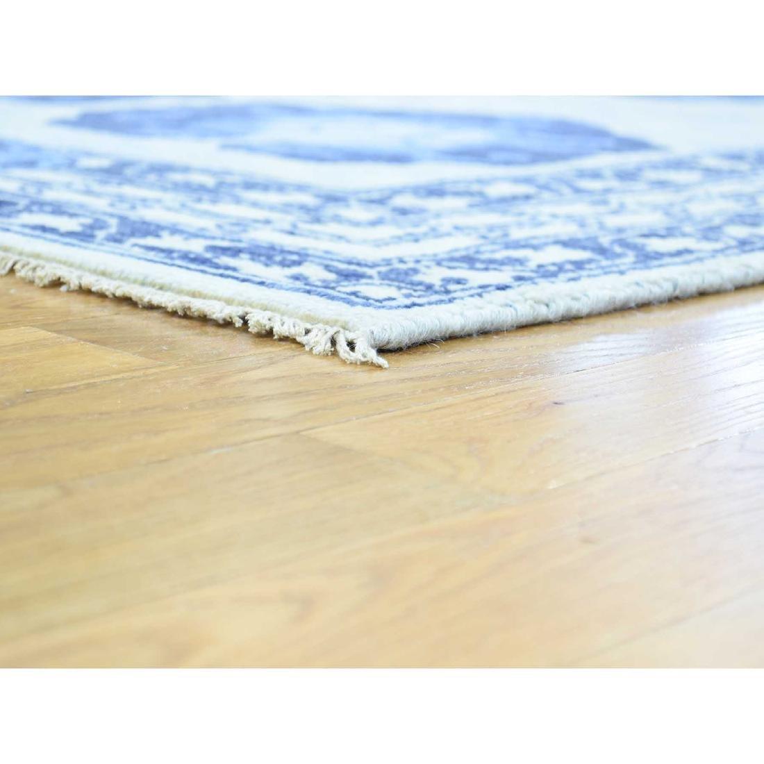 Hand Spun Wool Modern Arts And Crafts Oriental - 5