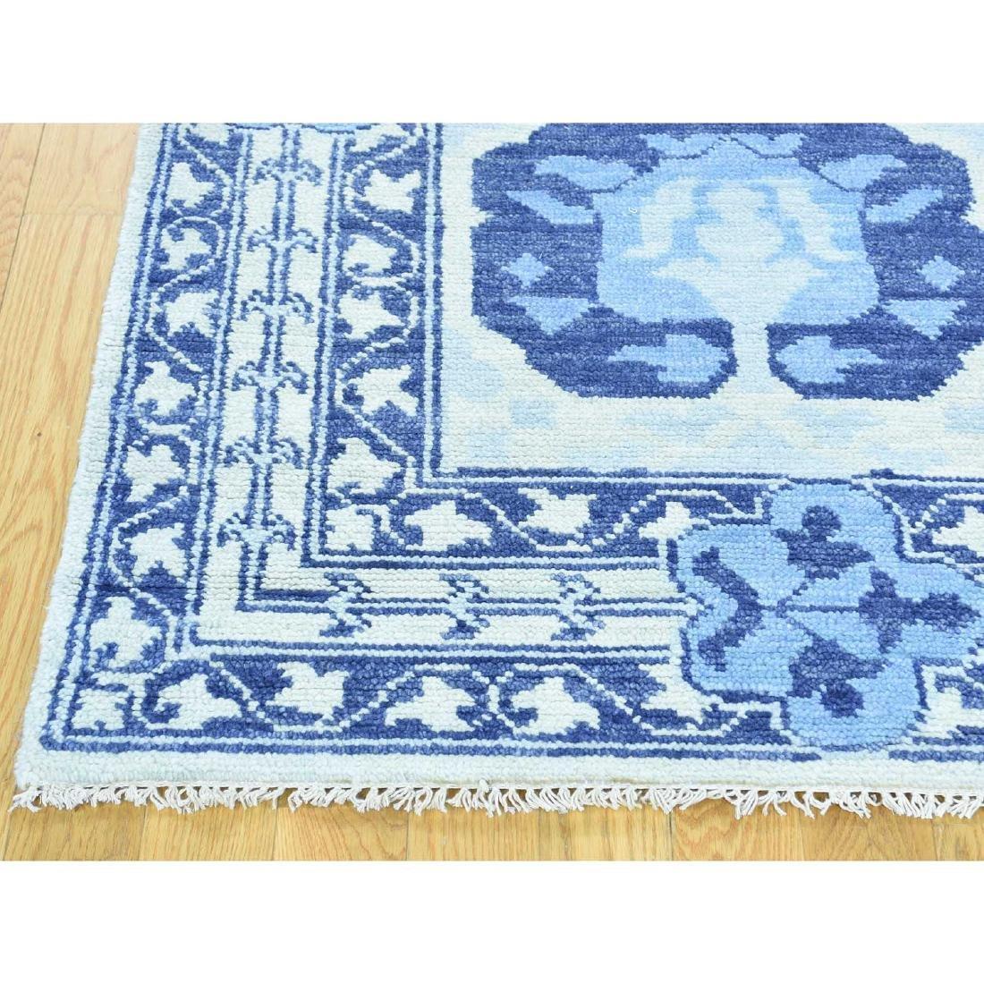Hand Spun Wool Modern Arts And Crafts Oriental - 6