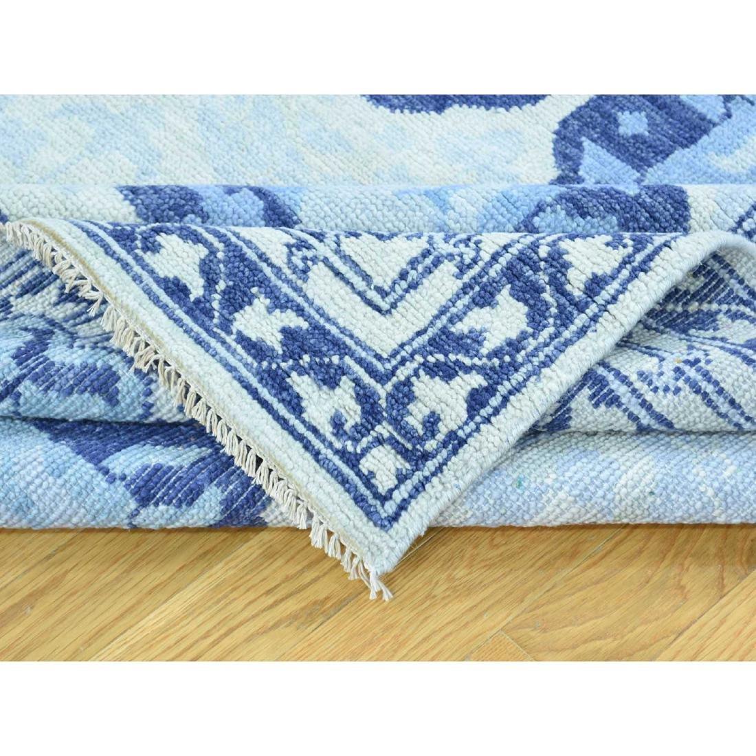 Hand Spun Wool Modern Arts And Crafts Oriental - 8