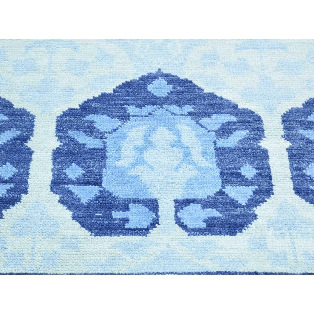Hand Spun Wool Modern Arts And Crafts Oriental - 9