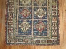 Antique Caucasian Shirvan Kazak Talish Rug Size