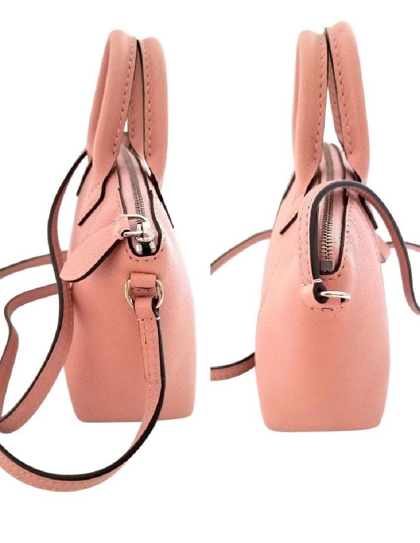 Louis Vuitton Soft Lockit Handbag Leather Nano - 4