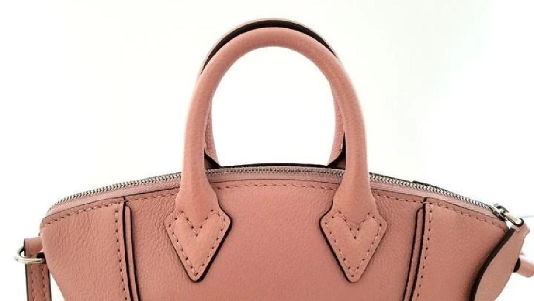 Louis Vuitton Soft Lockit Handbag Leather Nano - 7