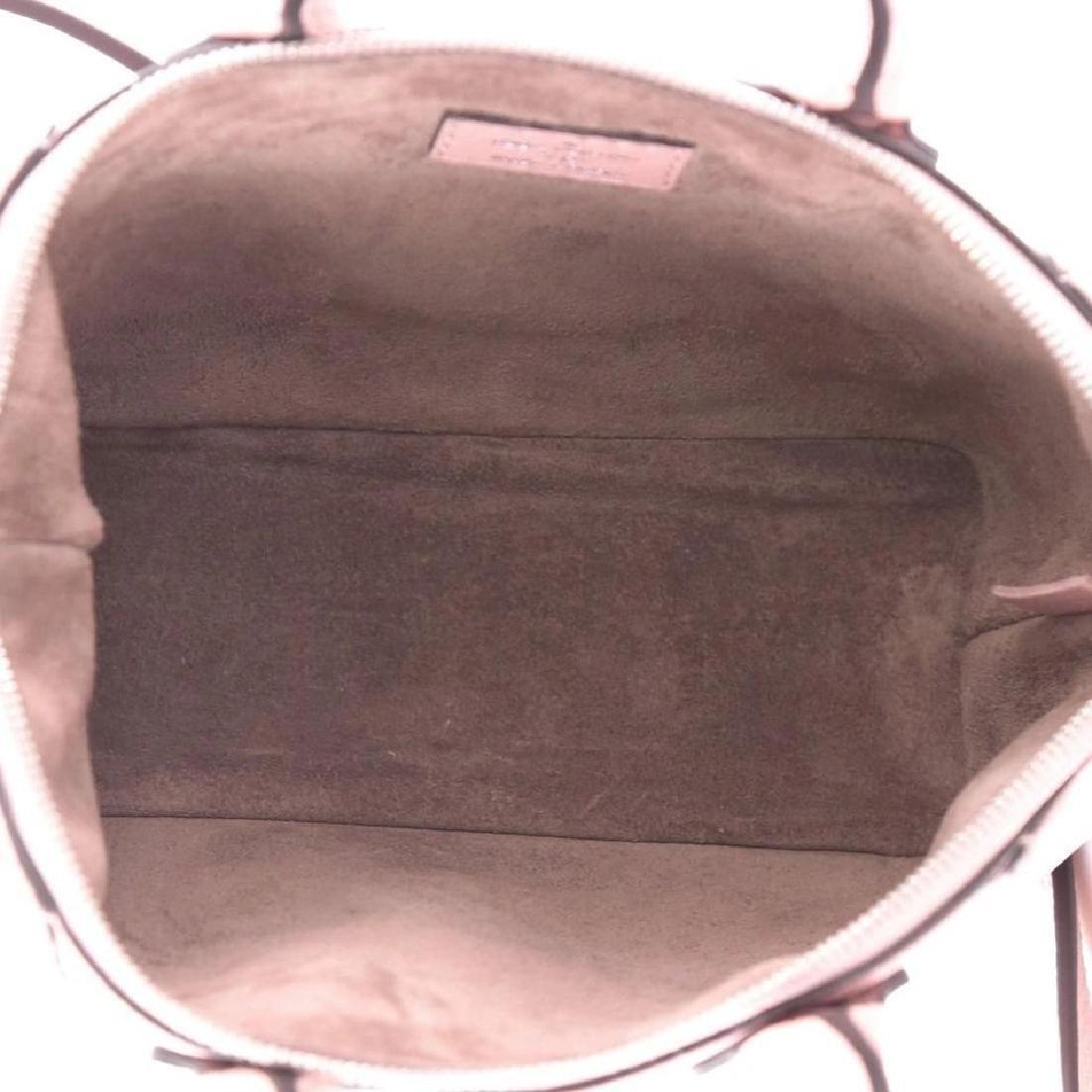 Louis Vuitton Soft Lockit Handbag Leather Nano - 8