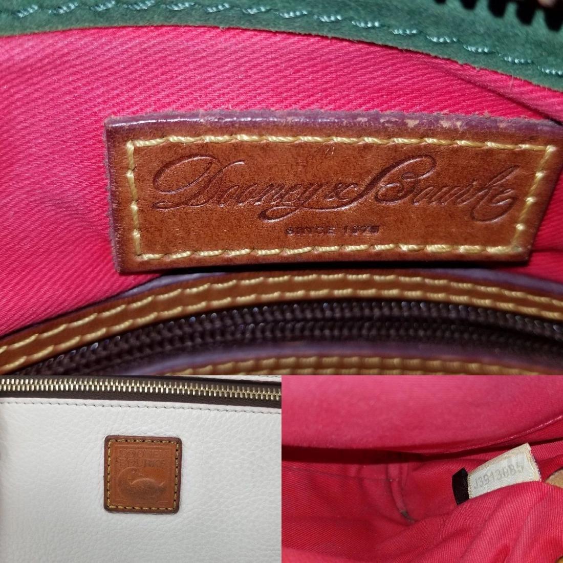 Dooney and Bourke Handbag Leather Vintage - 10