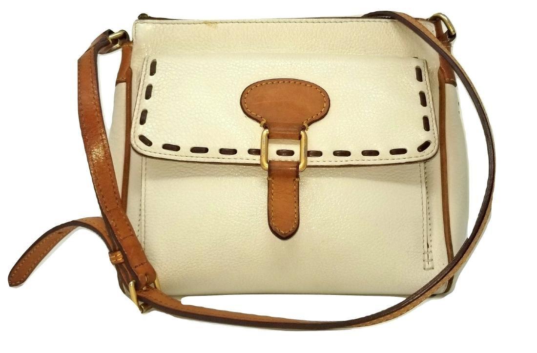 Dooney and Bourke Handbag Leather Vintage