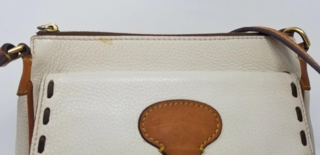 Dooney and Bourke Handbag Leather Vintage - 2