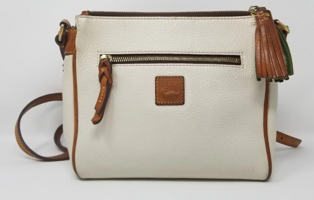 Dooney and Bourke Handbag Leather Vintage - 3