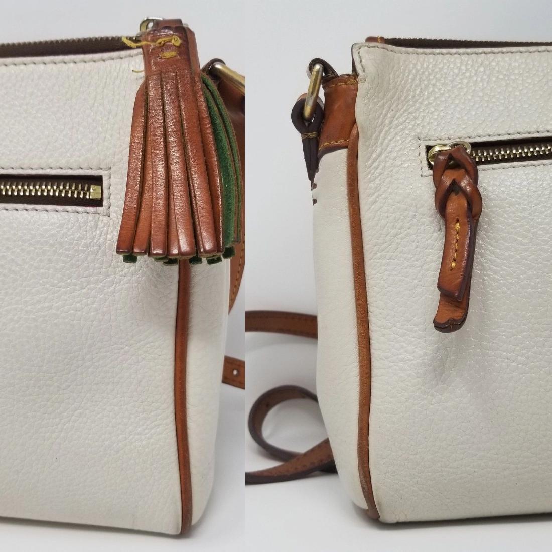 Dooney and Bourke Handbag Leather Vintage - 4