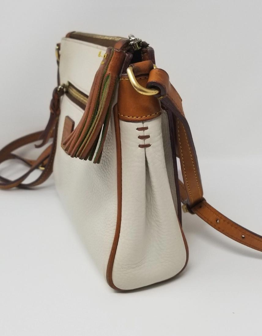 Dooney and Bourke Handbag Leather Vintage - 5