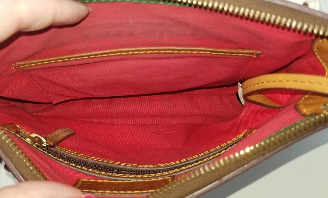 Dooney and Bourke Handbag Leather Vintage - 6