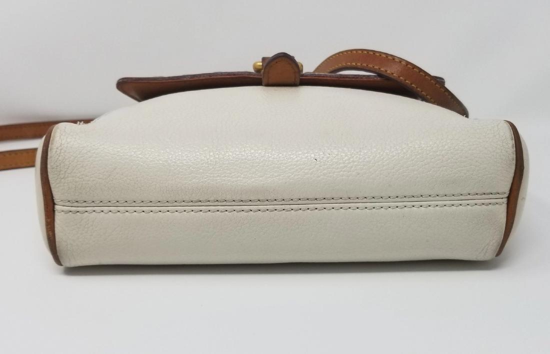 Dooney and Bourke Handbag Leather Vintage - 7