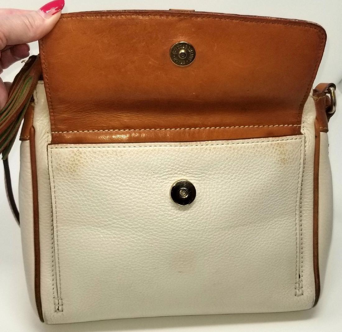 Dooney and Bourke Handbag Leather Vintage - 8