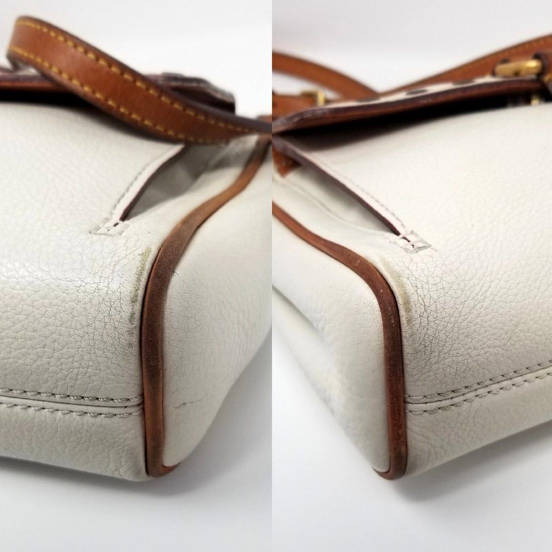 Dooney and Bourke Handbag Leather Vintage - 9