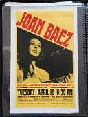 JOAN BAEZ at BERKELEY
