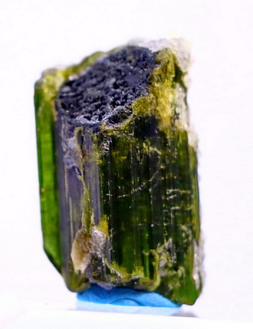 Natural & Unheated~ Green Epidote Crystal