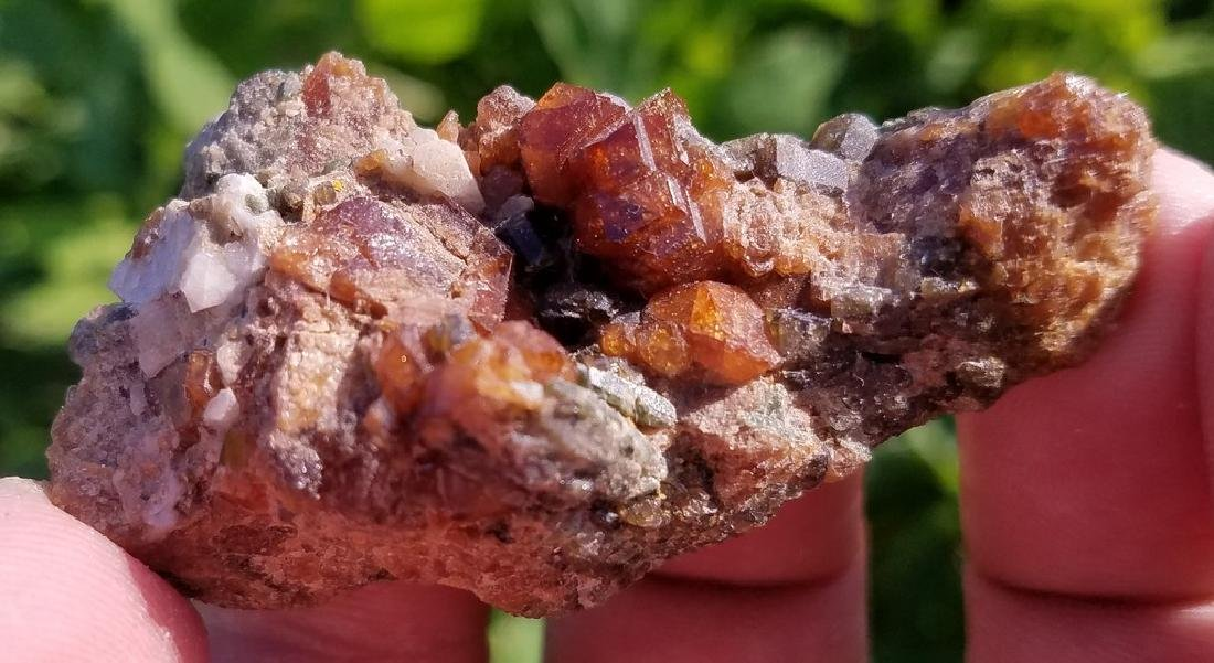 37 Grams Beautiful Garnet Specimen