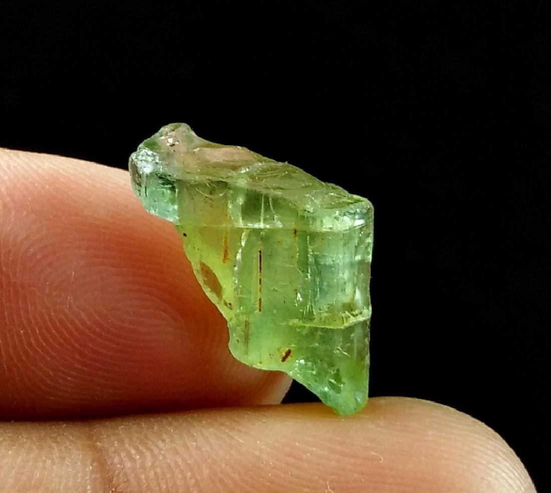 Natural & Unheated~ Green Beryl Rough Crystal