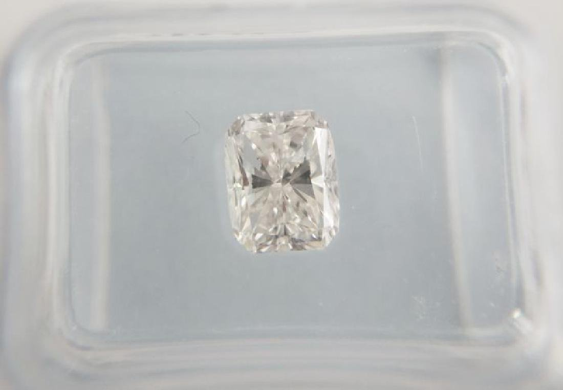 1.51 ct Radiant diamond G SI1 EGL Antwerp