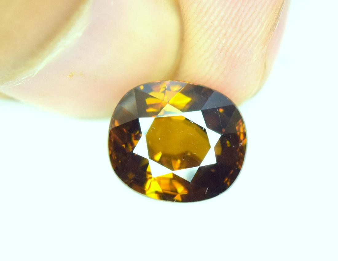 4.40 cts carats AAA Color Full Fire Natural Chrome